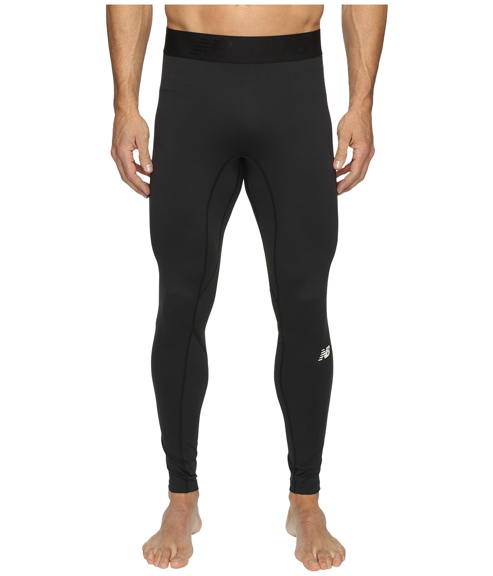New Balance - Trinamic Tights (Black) Men's Workout