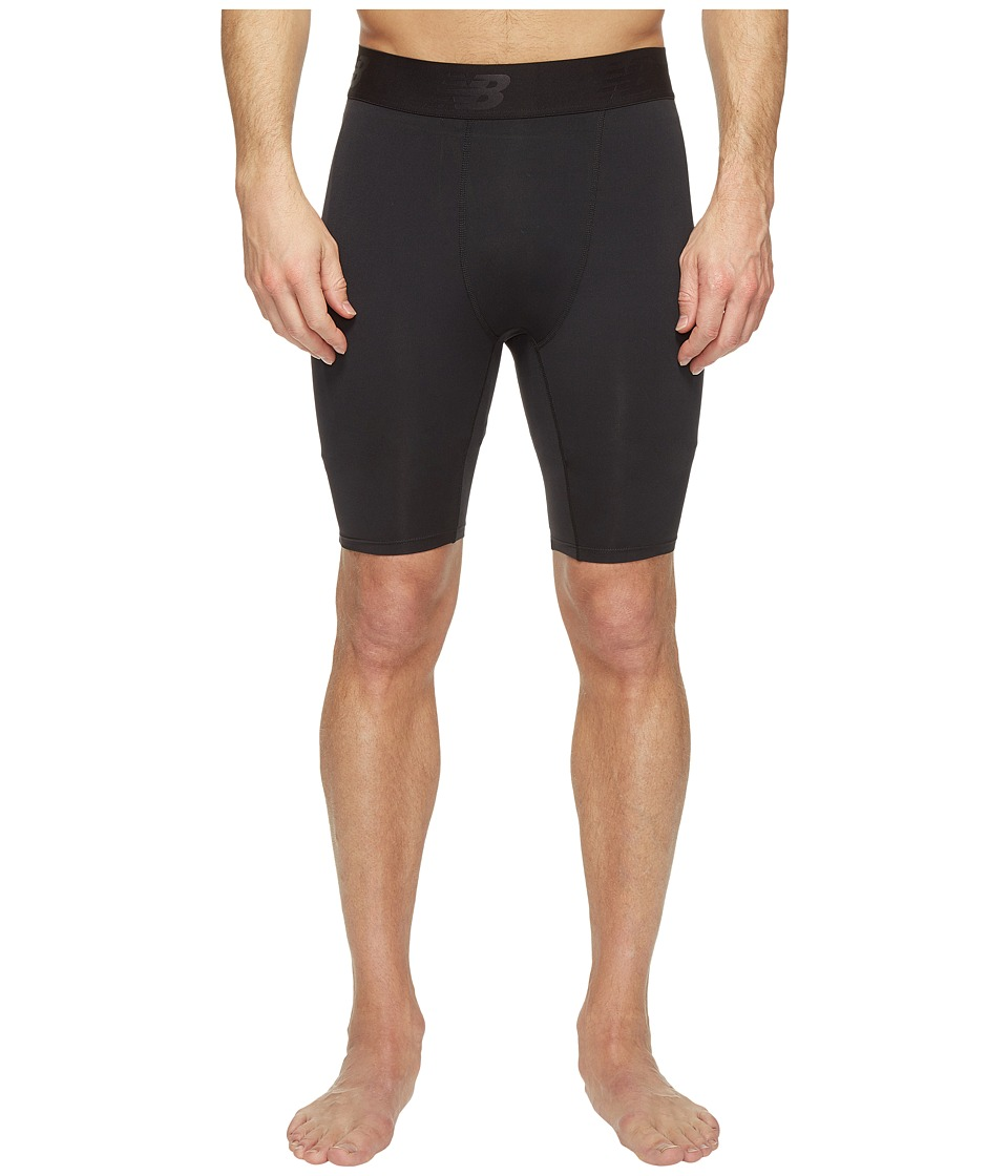 New Balance - Trinamic Shorts (Black) Men's Shorts