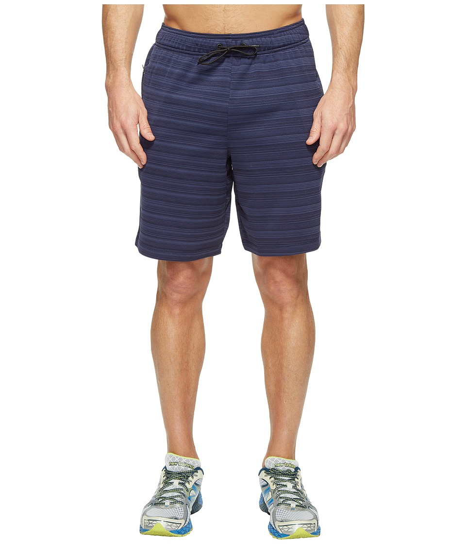 New Balance Kairosport Shorts (Pigment Heather) Men