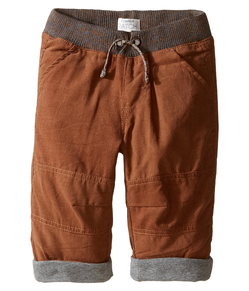 Pumpkin Patch Kids - Rib Waist Cord Pants (Infant) (Dachshund) Boy's Casual Pants