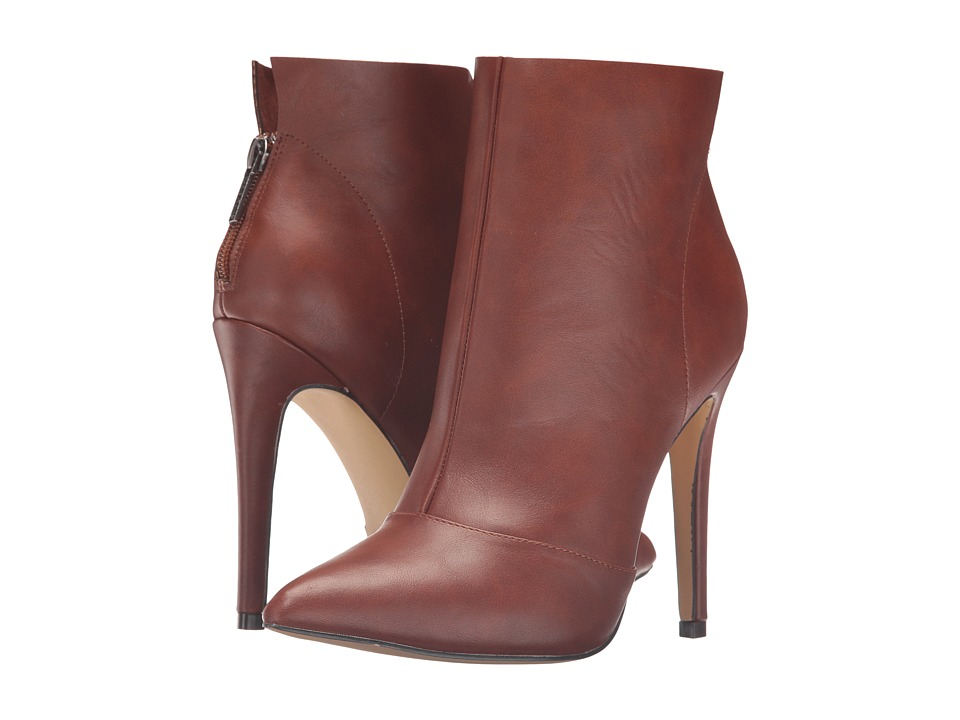 Michael Antonio - Joke (Cognac) Women's Dress Boots