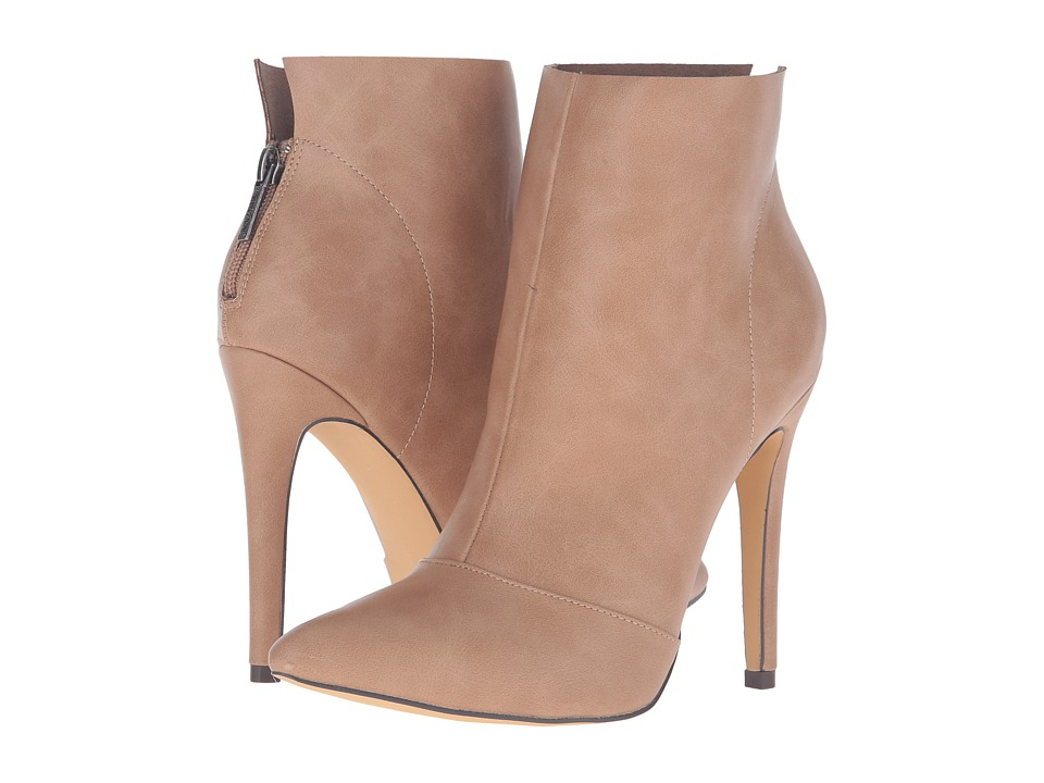 Michael Antonio - Joke (Nude) Women's Dress Boots