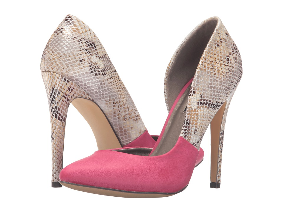 Michael Antonio - Love (Fuchsia Reptile) Women's Shoes
