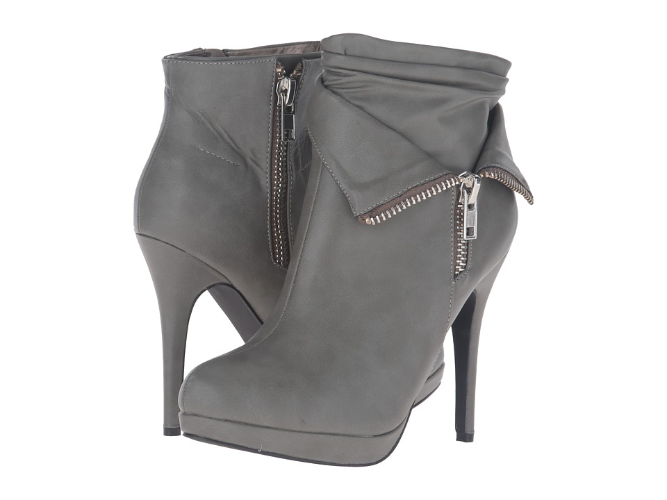 Michael Antonio - Mavryk (Charcoal) Women's Dress Boots