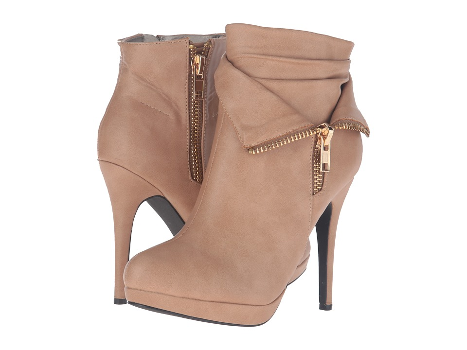 Michael Antonio - Mavryk (Nude) Women's Dress Boots