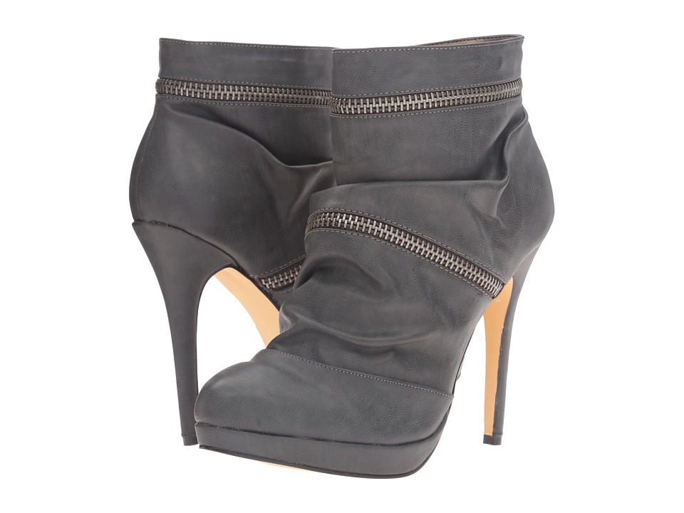 Michael Antonio - Molly (Charcoal) Women's Dress Boots