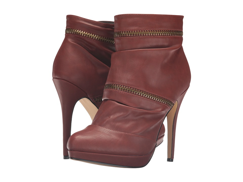 Michael Antonio - Molly (Cognac) Women's Dress Boots