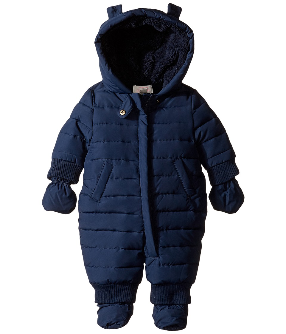 Pumpkin Patch Kids - Snow Suit with Mittens and Booties (Infant) (Twilight) Girl's Snow Bibs One Piece