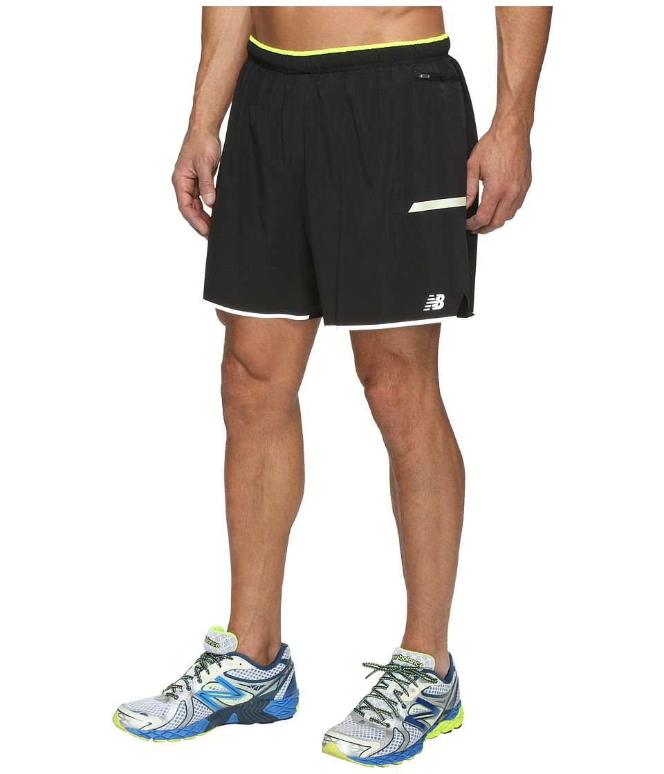 New Balance - Viz Shorts (Black) Men's Shorts