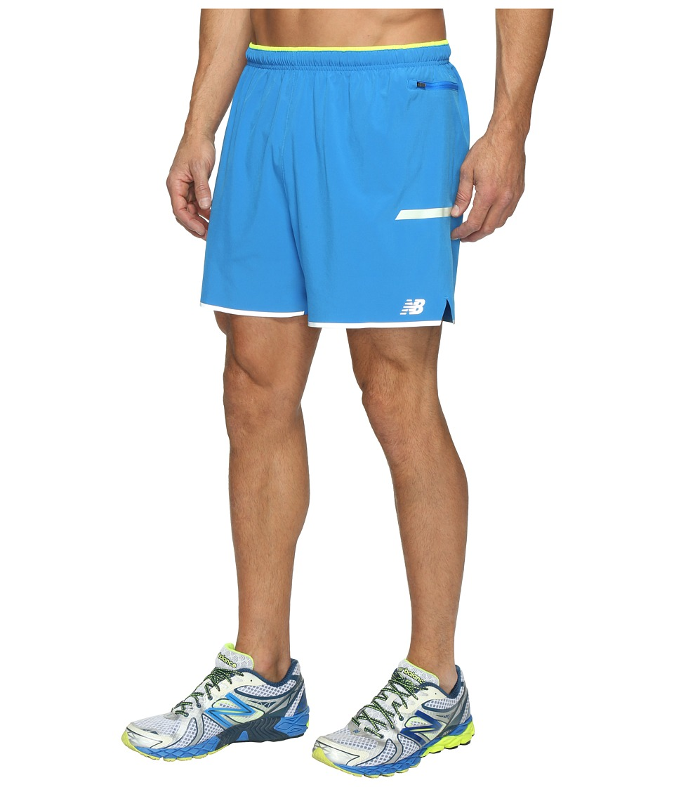New Balance - Viz Shorts (Electric Blue) Men's Shorts