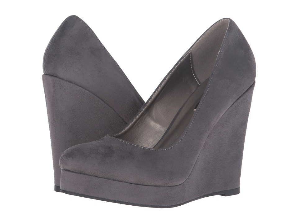 Michael Antonio - Avalon (Charcoal) Women's Wedge Shoes