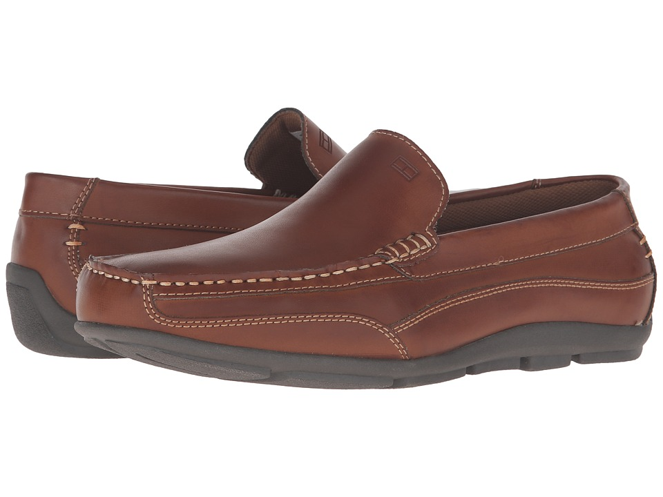 Tommy Hilfiger - Danny (Cognac) Men's Shoes