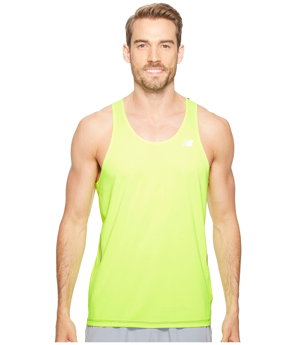 New Balance - NB Ice Singlet (Hi-Lite) Men's Sleeveless