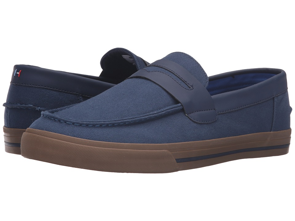 Tommy Hilfiger - Peters (Navy) Men's Shoes