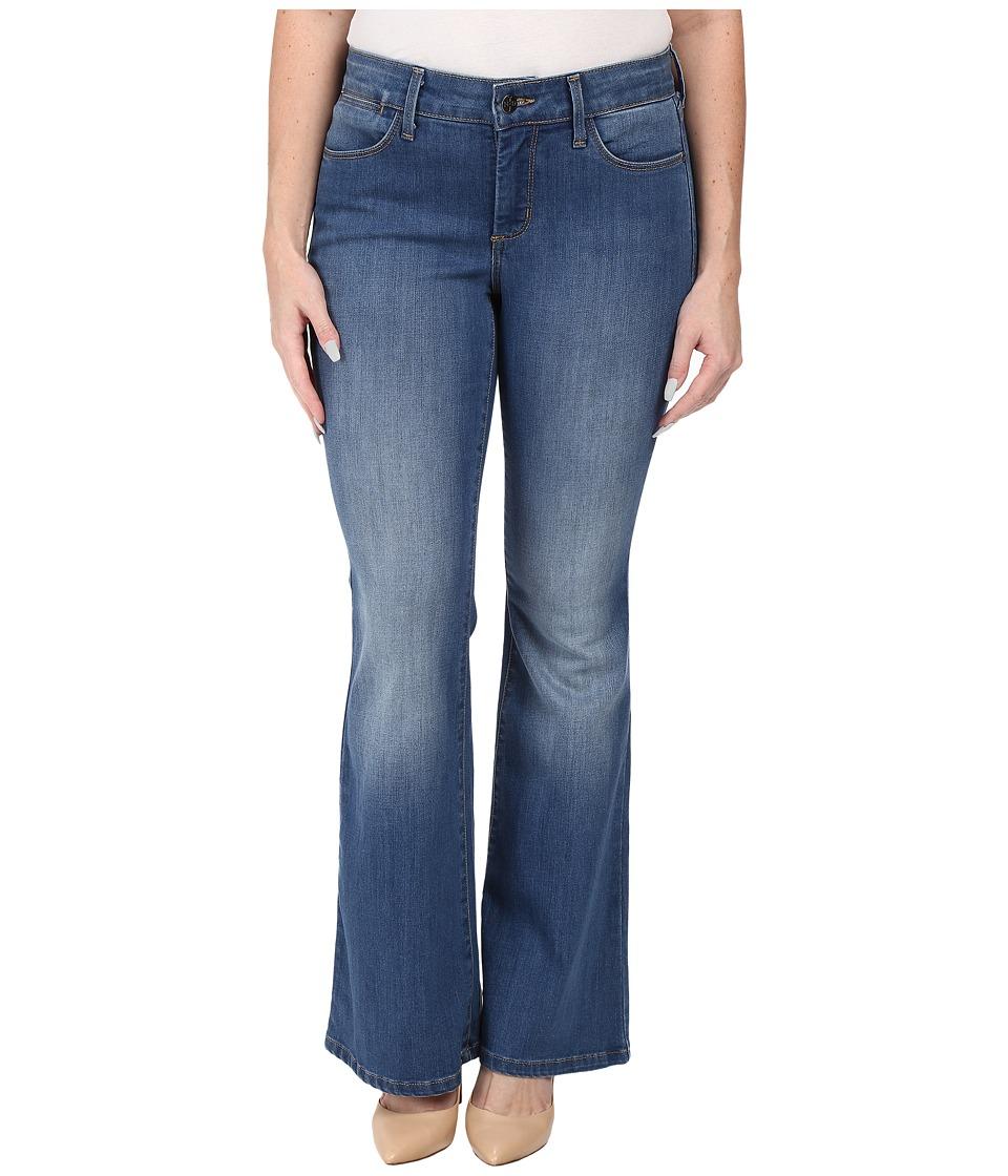 NYDJ Petite - Petite Farrah Flare Jeans in Marrakesh (Marrakesh) Women's Jeans