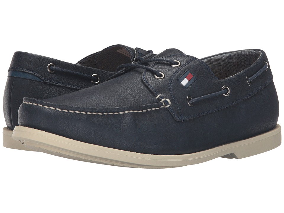 Tommy Hilfiger - Aldez 3 (Navy) Men's Shoes