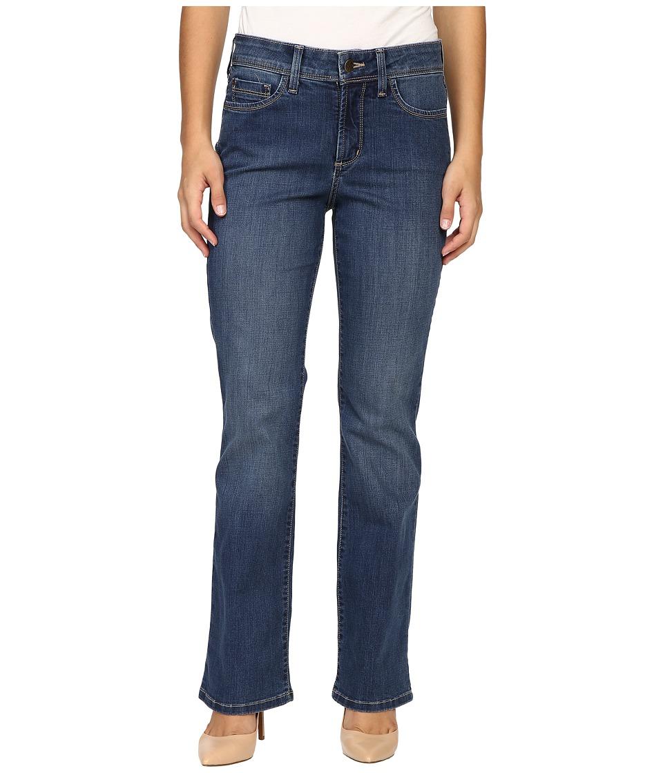 NYDJ Petite - Petite Barbara Bootcut Jeans in Positano Cool Embrace Denim (Positano) Women's Jeans