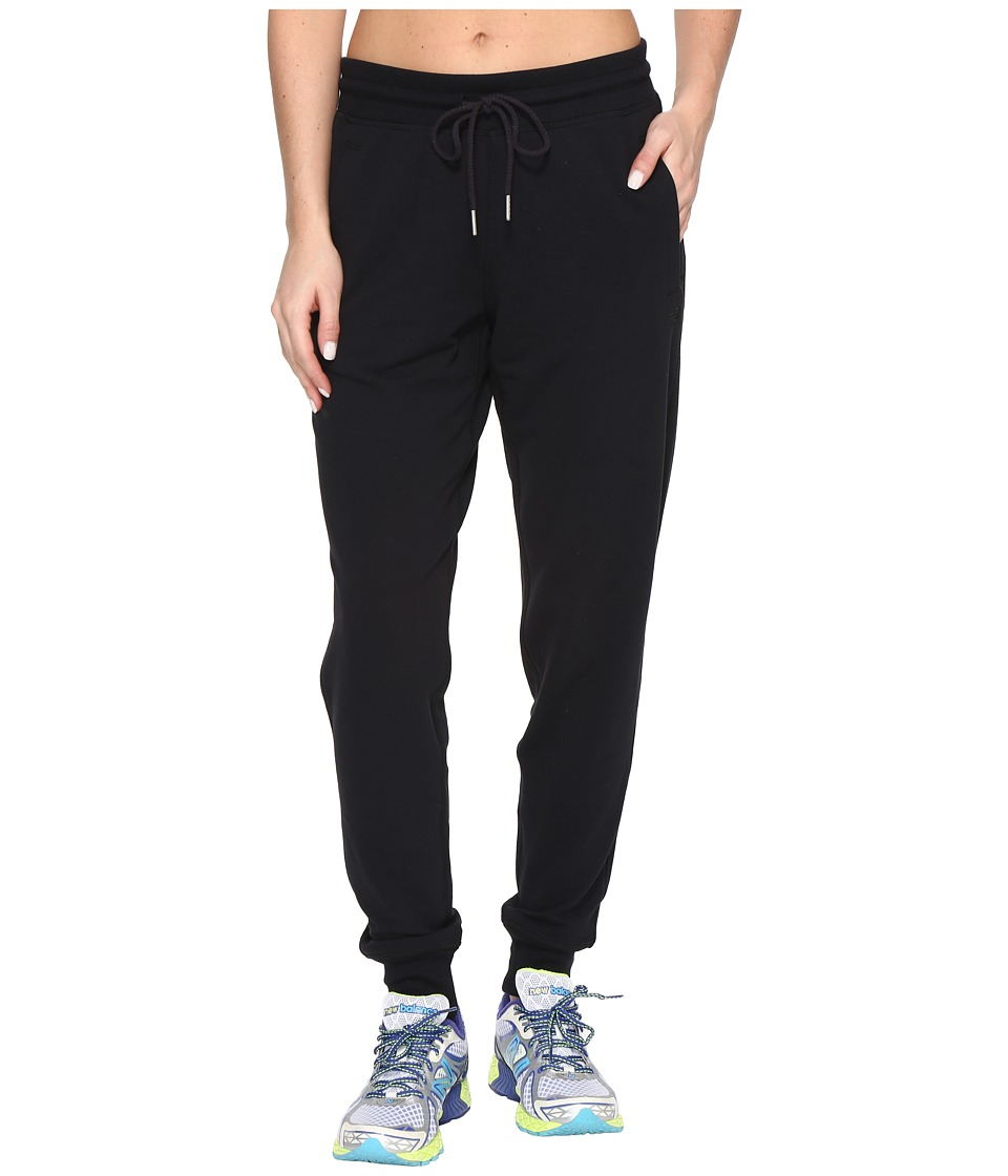 New Balance - Classic Tailored Sweatpants (Black) Women's Casual Pants