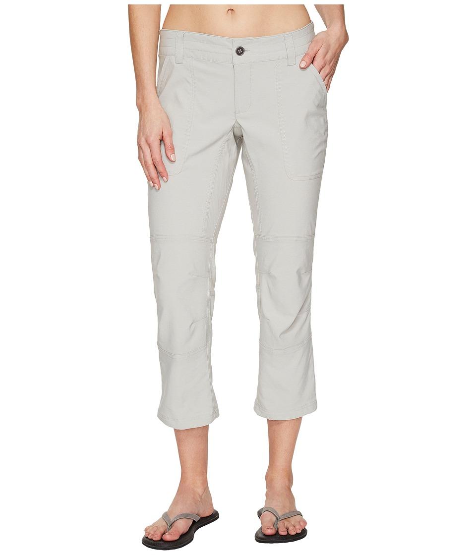 Columbia Pilsner Peaktm Capri Pants (Flint Grey Oxford) Women