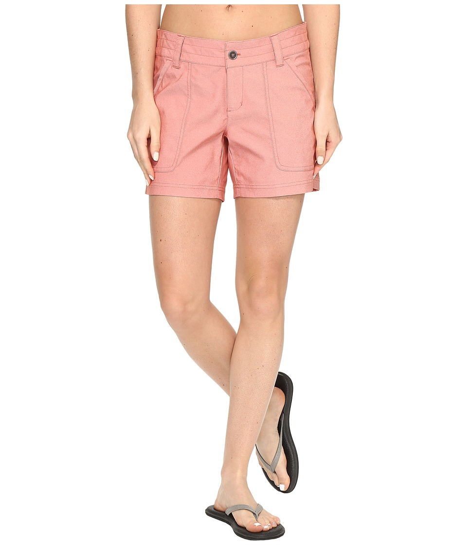 Columbia Pilsner Peaktm Shorts (Coral Oxford) Women