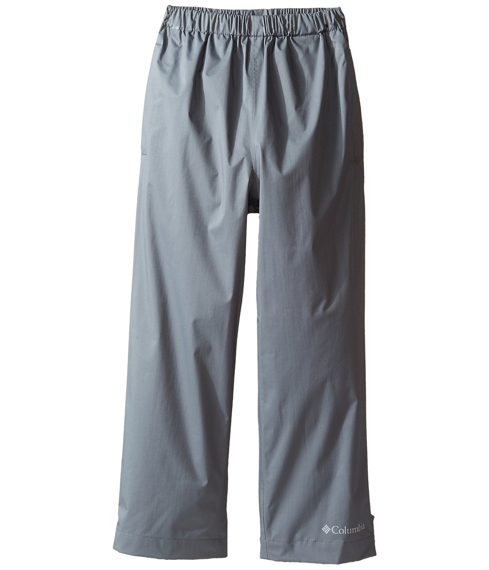 Columbia Kids - Trail Adventuretm Pant (Little Kids/Big Kids) (Grey Ash) Kid's Casual Pants