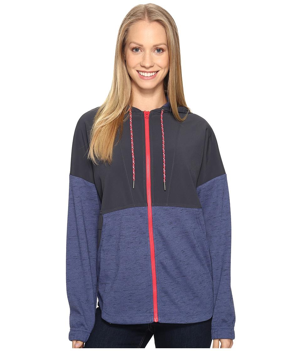 Columbia - Lost Lager Hoodie (Bluebell Heather) Women's Sweatshirt
