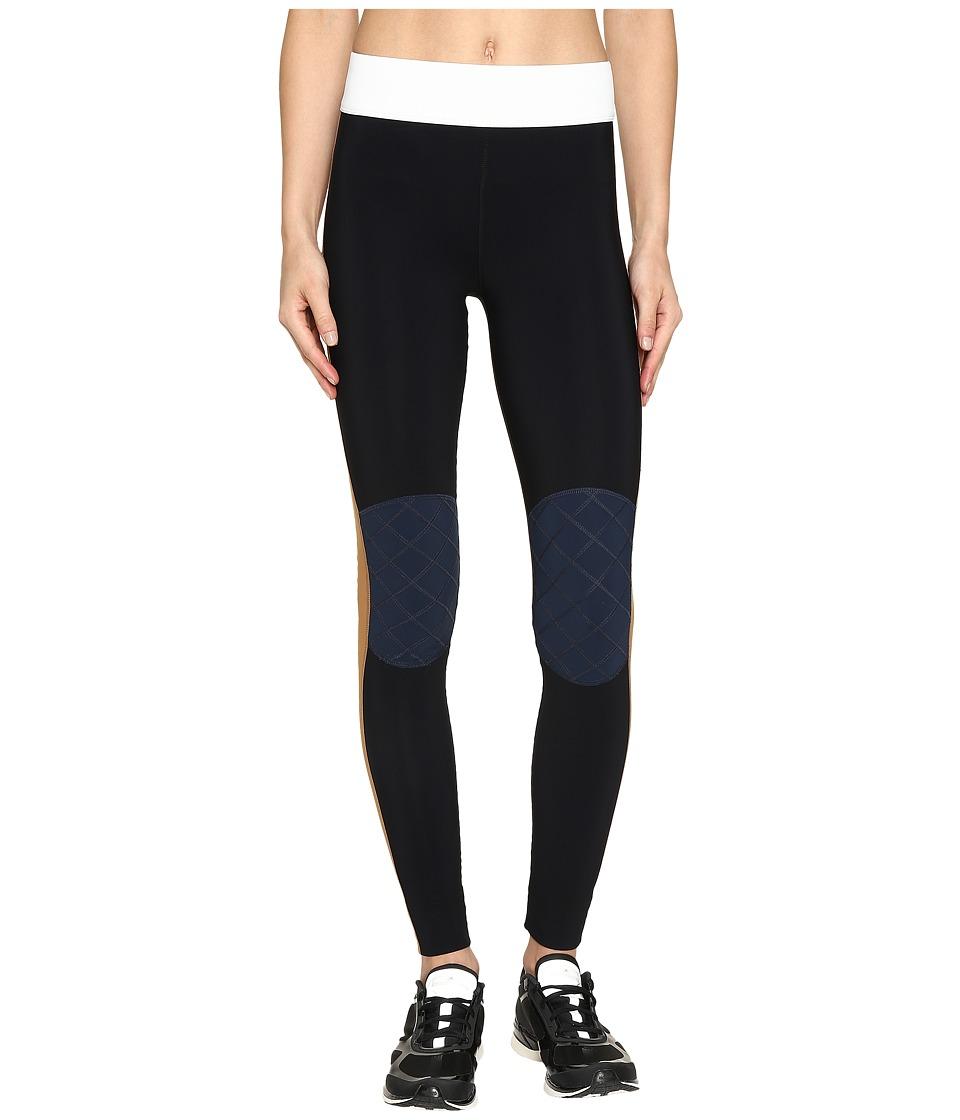 NO KA'OI - Kina Leggings (Cinnamon/Marine/Ice/Black) Women's Casual Pants