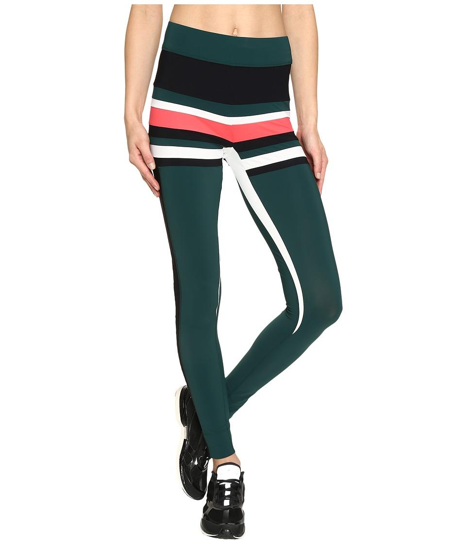 NO KA'OI - Kei Leggings (Coral/Teal/Ice/Black) Women's Casual Pants