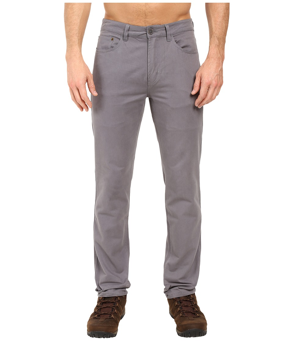United By Blue - Dominion Twill Pants (Grey 1) Men's Casual Pants
