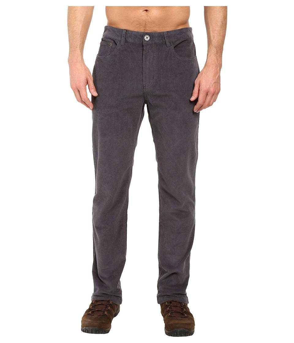 United By Blue - Harrison Corduroy Pants (Grey) Men's Casual Pants