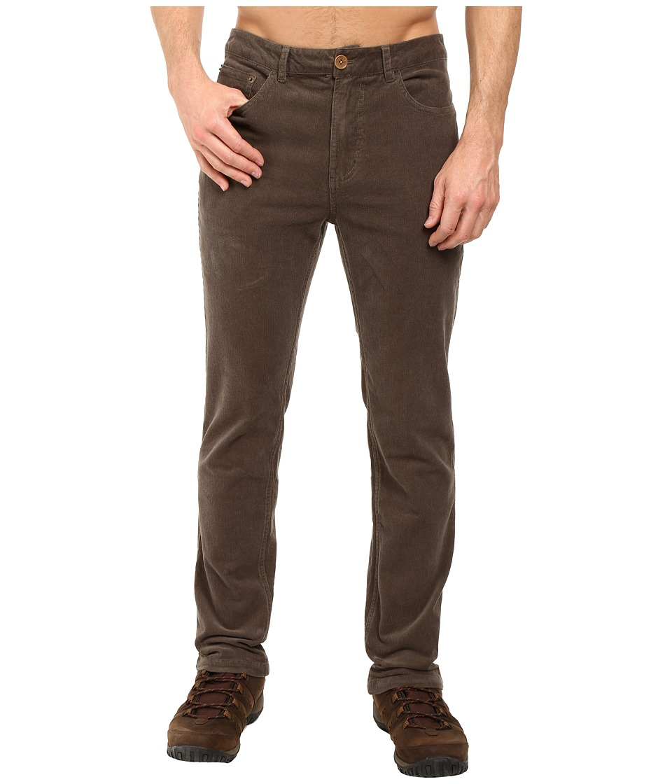 United By Blue - Harrison Corduroy Pants (Olive) Men's Casual Pants