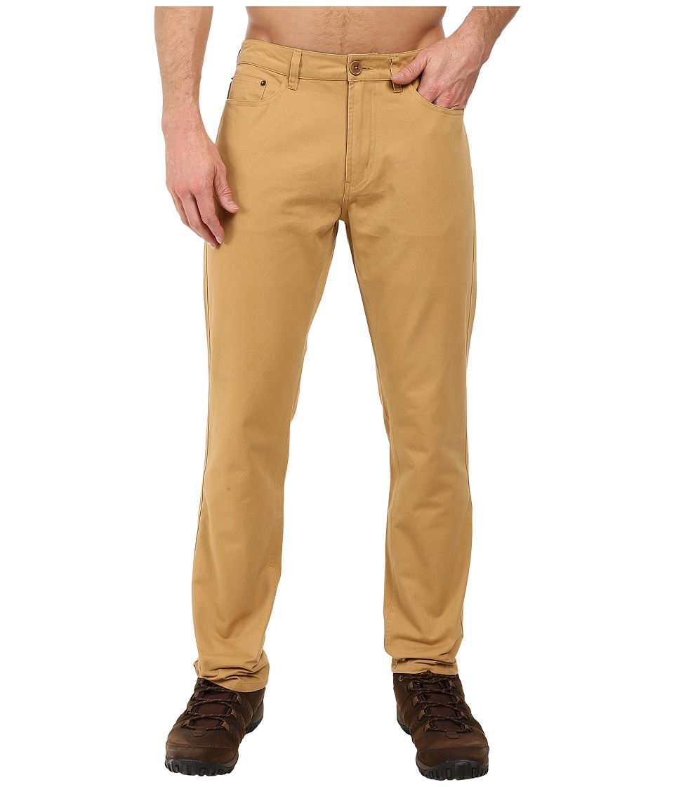 United By Blue - Dominion Twill Pants (Tan 1) Men's Casual Pants