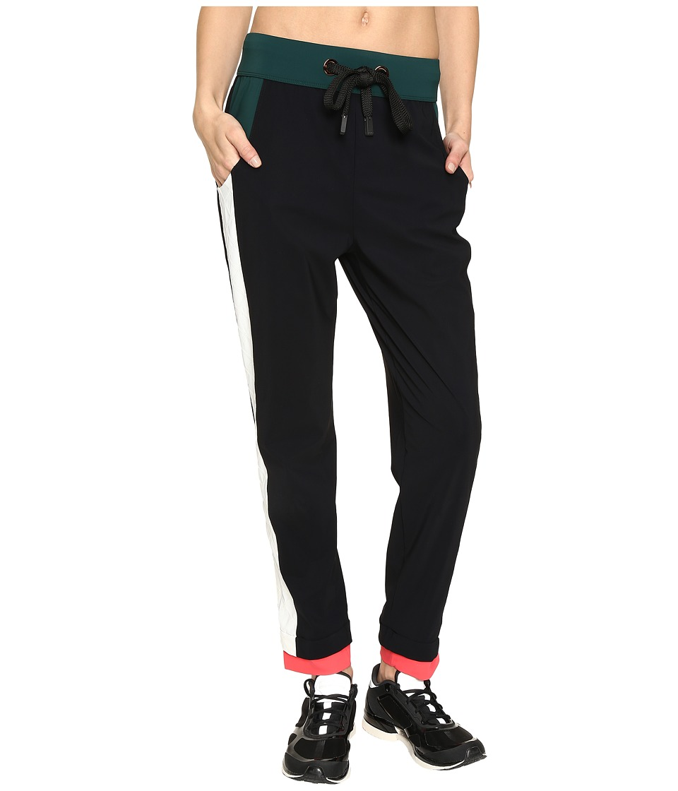 NO KA'OI - Pana Pants (Coral/Teal/Ice/Black) Women's Casual Pants