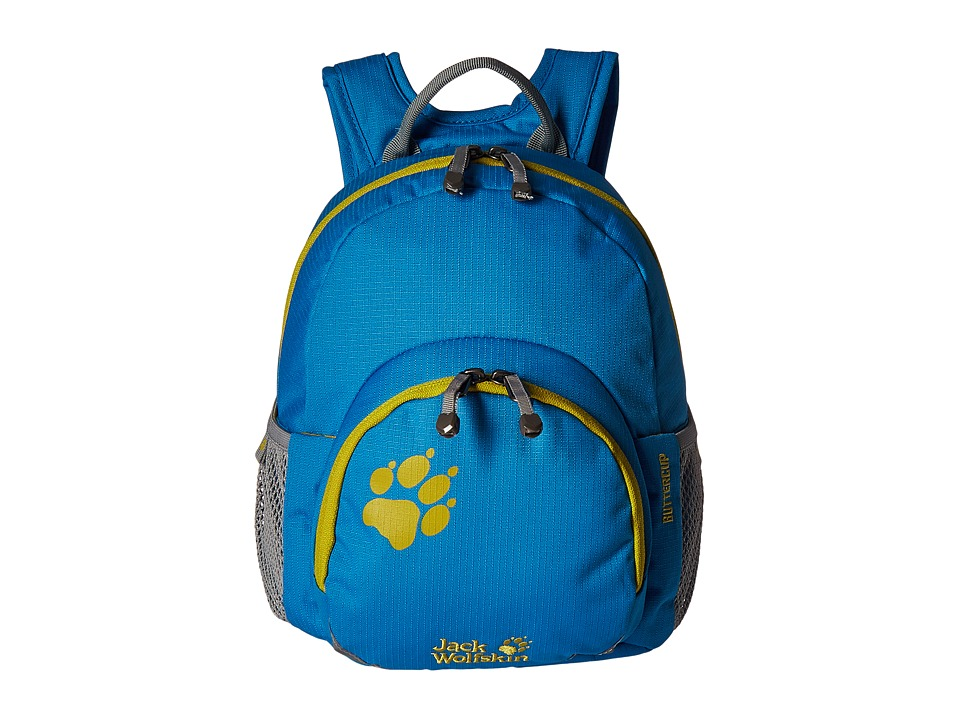 Jack Wolfskin - Buttercup (Kids) (Brilliant Blue) Backpack Bags