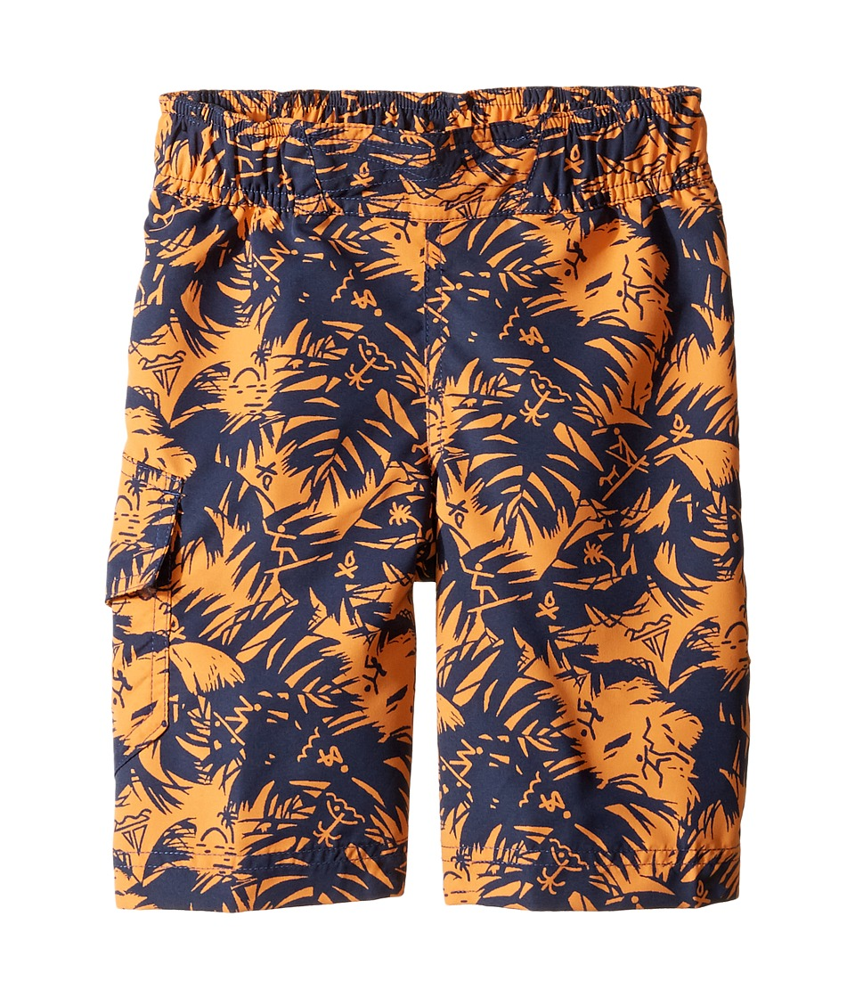 Columbia Kids - Solar Streamtm II Boardshort (Little Kids/Big Kids) (Koi Icons) Boy's Swimwear
