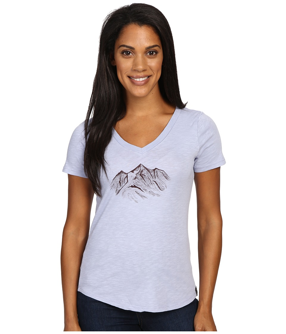 United By Blue - Mountain Drift (Lake Blue) Women's Clothing