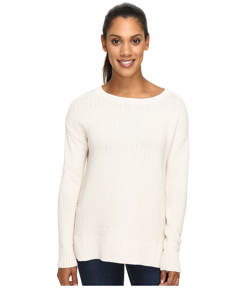 United By Blue - Himley Waffle Sweater (Moonbeam) Women's Sweater