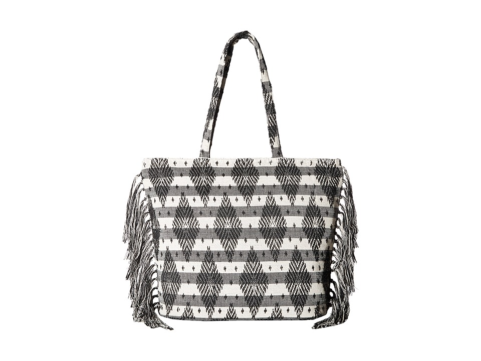 Amuse Society - Runaway Tote Bag (Black) Tote Handbags