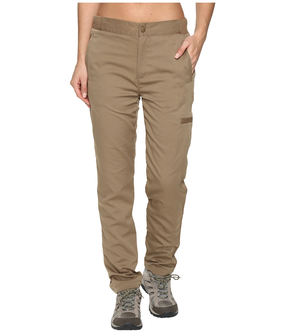 United By Blue - Lincoln Lined Pants (Tan) Women's Casual Pants