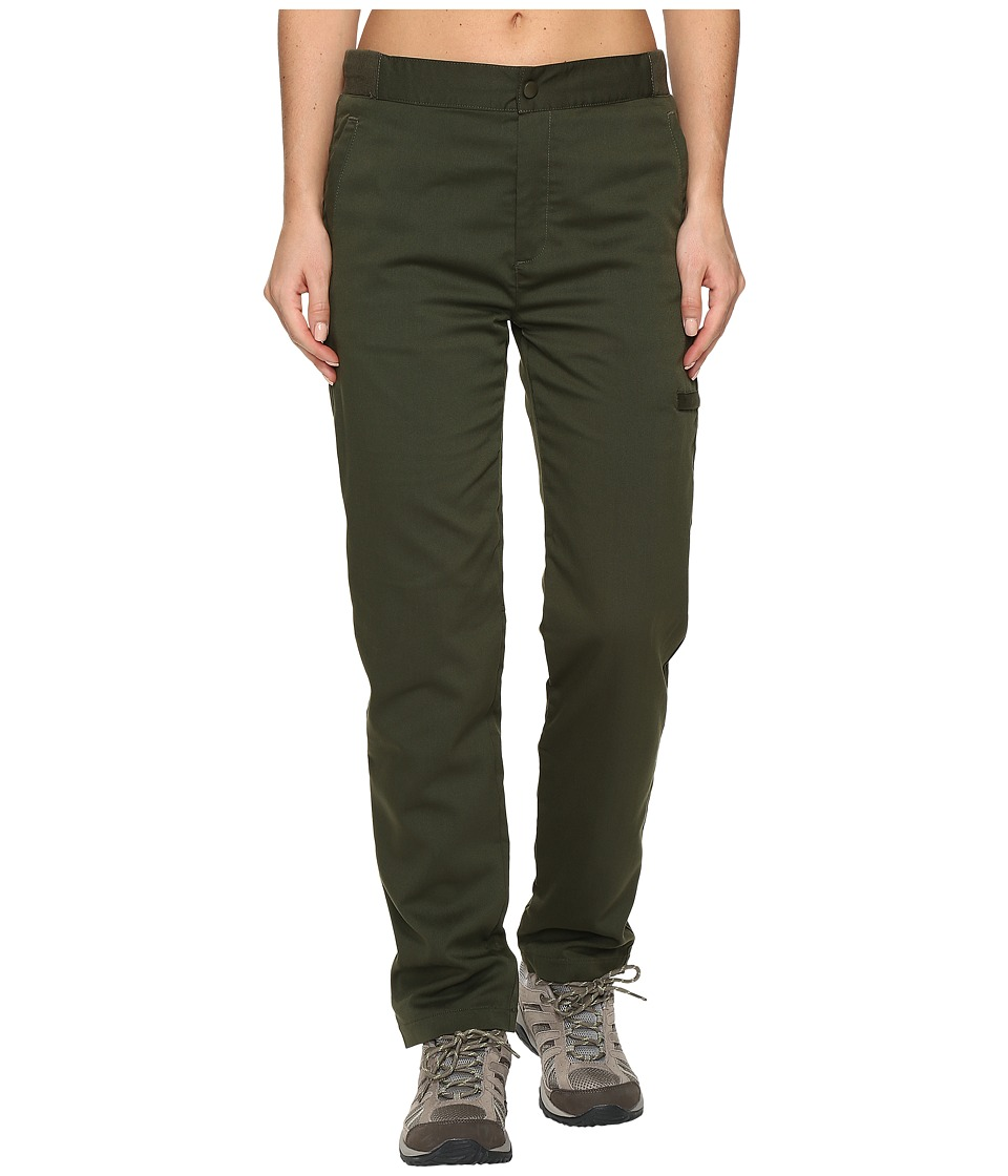United By Blue - Lincoln Lined Pants (Olive) Women's Casual Pants