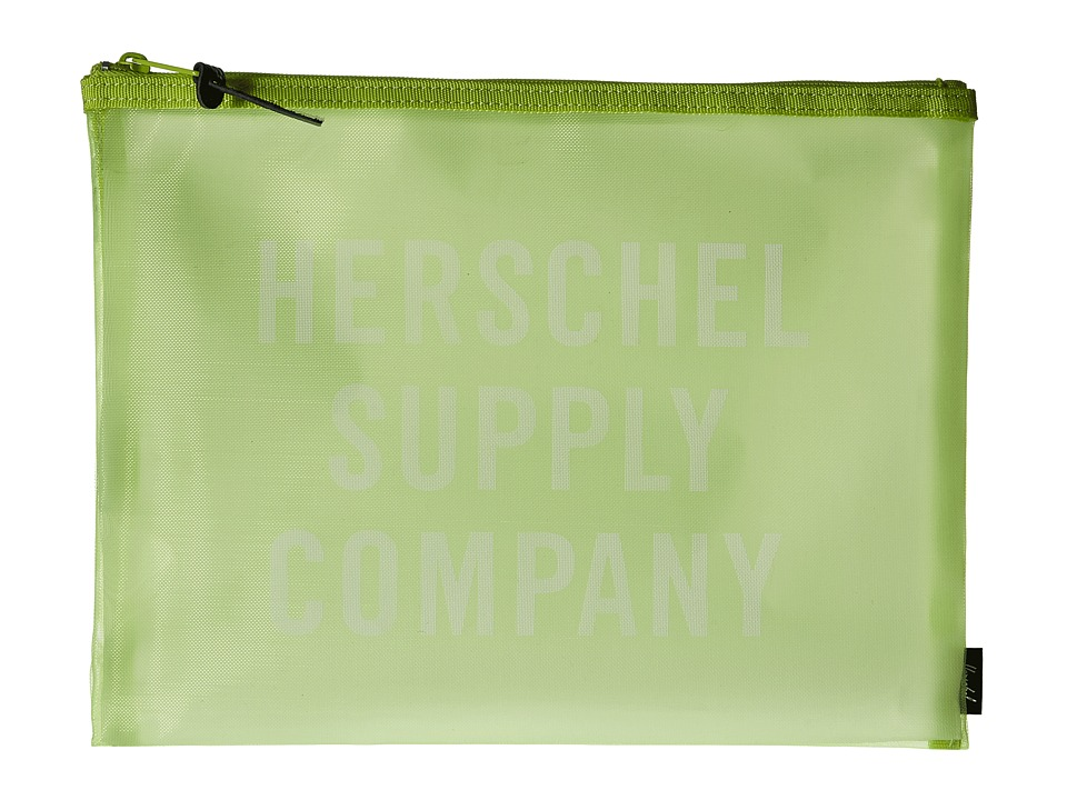 Herschel Supply Co. - Network XL - Mesh (Sulphur Springs) Travel Pouch