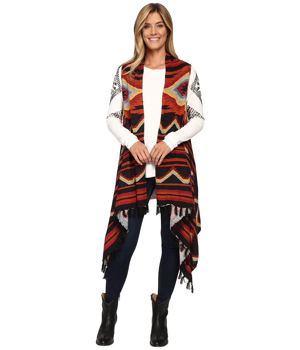 Double D Ranchwear - Salinas Grande Vest (Multi) Women's Vest