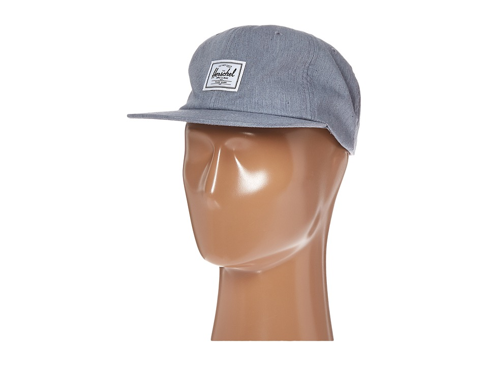 Herschel Supply Co. - Albert (Heathered Grey) Caps