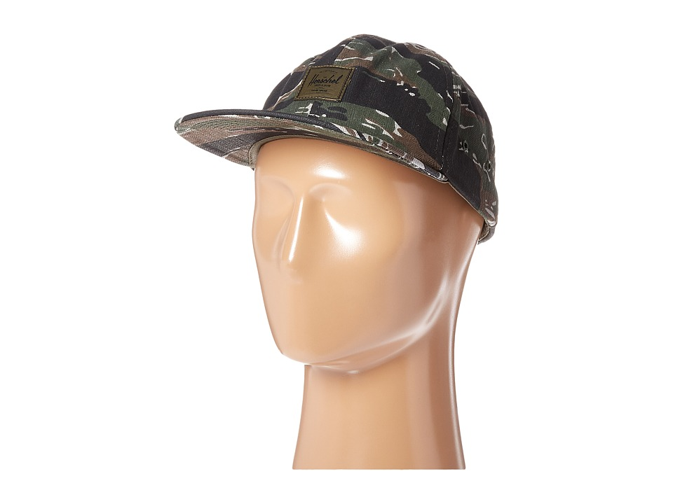 Herschel Supply Co. - Albert (Tiger Camo) Caps