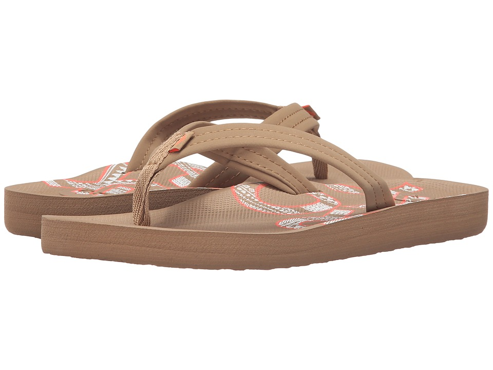 Roxy - Shorebreak II (Tan 1) Women's Shoes