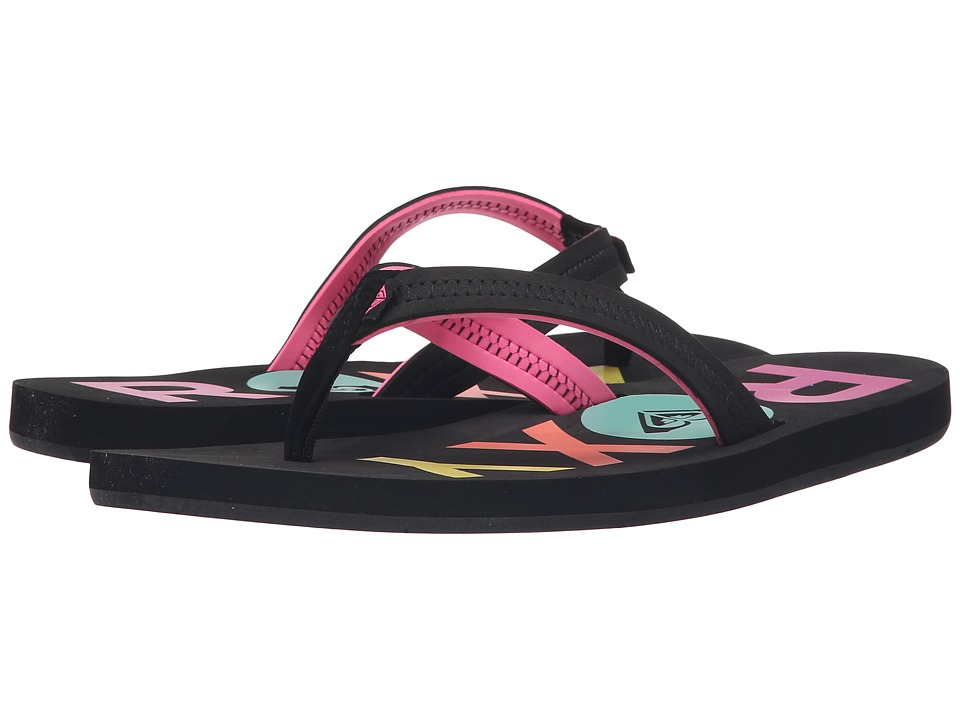 Roxy - Crest (Black) Women