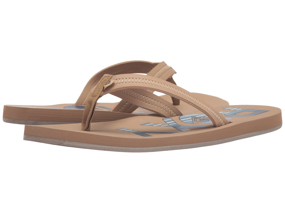 Roxy Crest (Tan) Women
