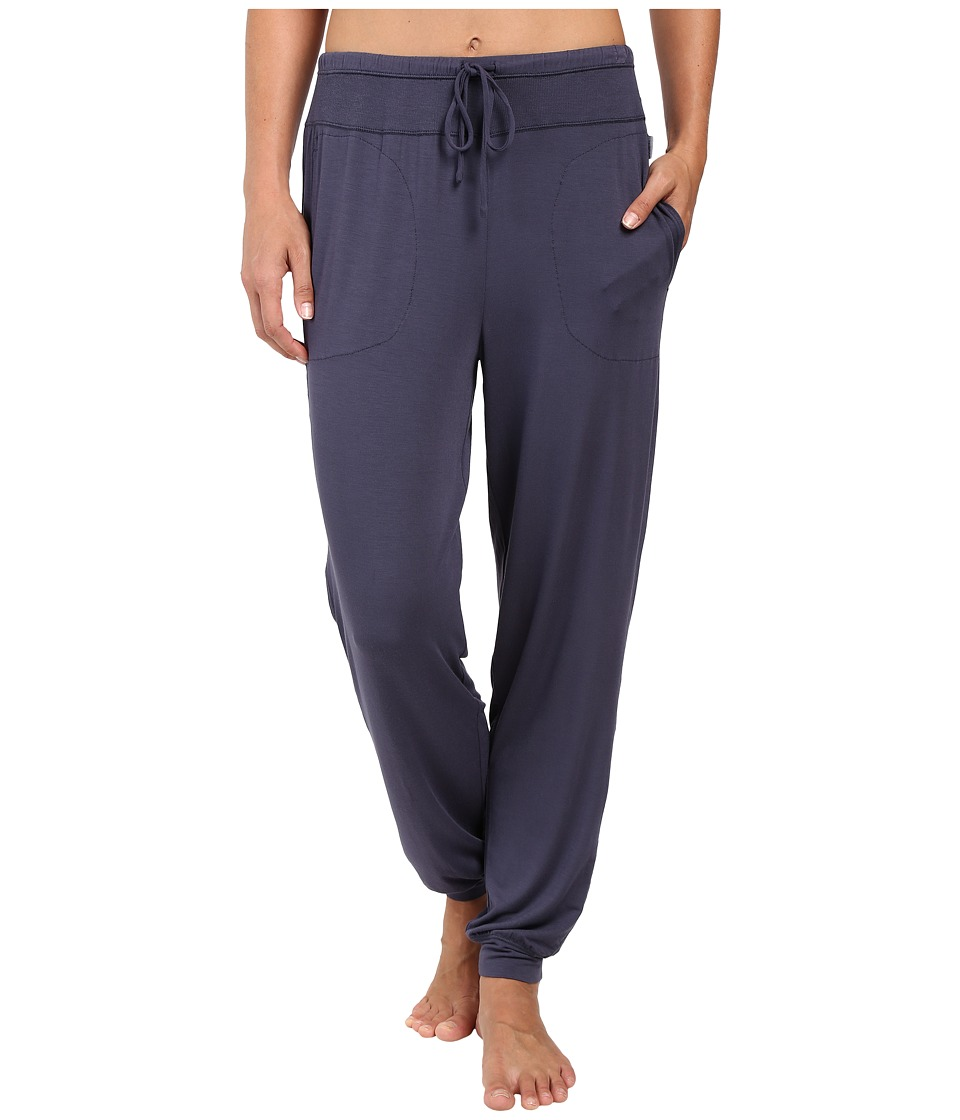 DKNY - Cropped Pants (Grey) Women's Pajama