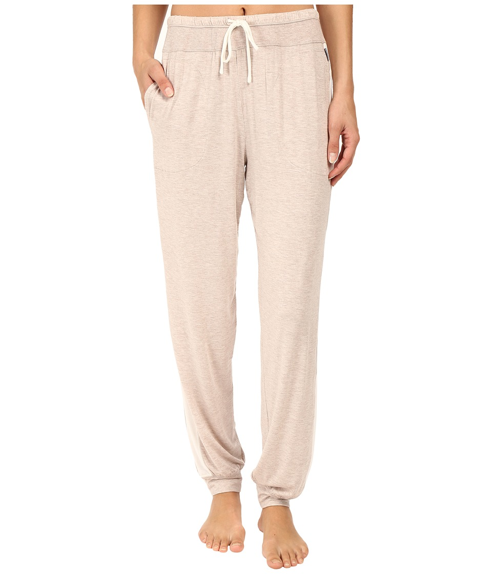 DKNY - Cropped Pants (Oat Heather) Women's Pajama