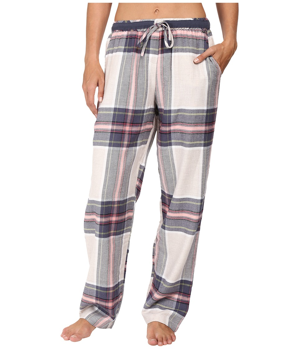 DKNY - Long Pants (Oatmeal/Print) Women's Pajama